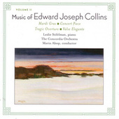 Play & Download Music of Edward Collins, Vol. 2 by The Concordia Orchestra | Napster