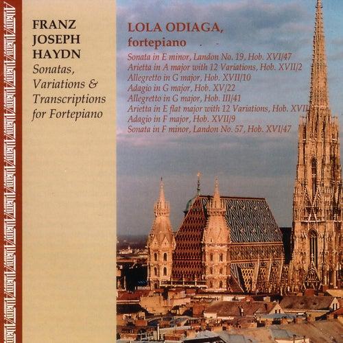 Play & Download Sonatas, Variations & Transcriptions by Lola Odiaga | Napster