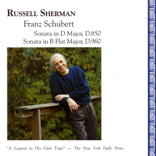 Play & Download Russell Sherman • Franz Schubert by Russell Sherman | Napster
