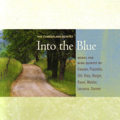 Play & Download Into The Blue by The Cumberland Quartet | Napster