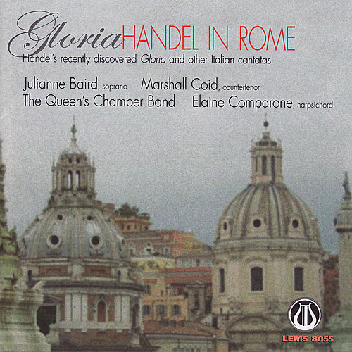 Play & Download Handel in Rome by The Queen's Chamber Band | Napster