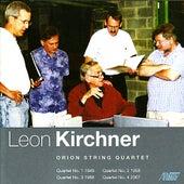 Play & Download Leon Kirchner - Complete String Quartets by Orion String Quartet | Napster