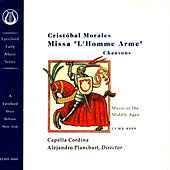 Play & Download Morales: L'Homme armé by Capella Cordina | Napster