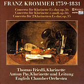 Play & Download Franz Krommer: Clarinet Concertos by Various Artists | Napster