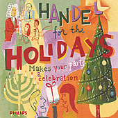 Handel for the Holidays von Various Artists