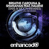 Stars & Moon (Remixes) (feat. Haliene) by Breathe Carolina