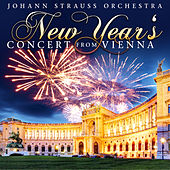 New Year's Concert From Vienna by Johann Strauss Orchestra