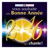 Marianne Mélodie vous souhaite une bonne année 2016 qui chante ! by Various Artists