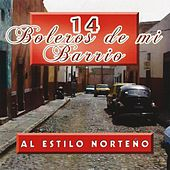 Play & Download 14 Boleros de mi Barrio by Various Artists | Napster