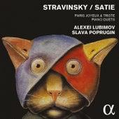Play & Download Paris joyeux et triste: Piano Duets by Alexei Lubimov | Napster