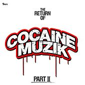 The Return of Cocaine Muzik, Pt. 2 - EP von Various Artists