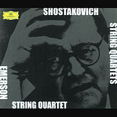 Shostakovich: The String Quartets by Emerson String Quartet