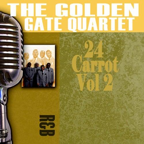 24 Carrot, Vol. 2 by Golden Gate Quartet