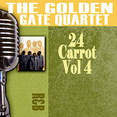 24 Carrot, Vol. 4 by Golden Gate Quartet