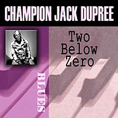 Play & Download Two Below Zero by Champion Jack Dupree | Napster