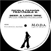 Been A Long Time: Final Remix Package (feat. Paula B) by Nicola Fasano