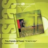 Play & Download Te Daré Lo Mejor (Pistas) by Jesús Adrián Romero | Napster