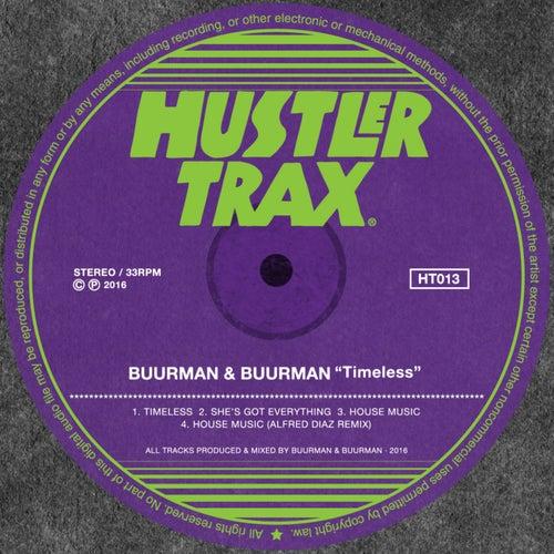 Timeless - Single by Buurman