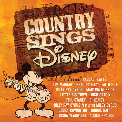 Play & Download Country Sings Disney by Various Artists | Napster