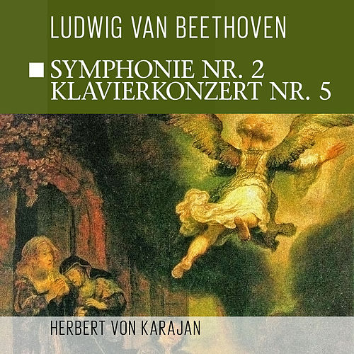 Play & Download Symphonie Nr. 2, Klavierkonzert Nr. 5 by Philharmonia Orchestra | Napster
