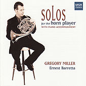 Solos for the Horn Player  - The Mason Jones Book von Gregory Miller