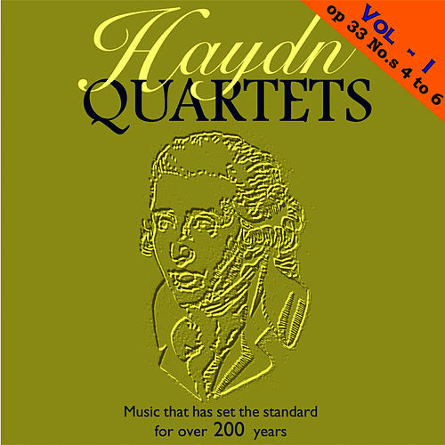 Play & Download Haydn Quartets Op33 - Volume 1-Part 1- No's 1 To 3 by The London Fox Players | Napster