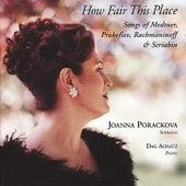 How Fair This Place - Songs of Medtner, Prokofiev, Rachmaninoff, & Scriabin by Various Artists