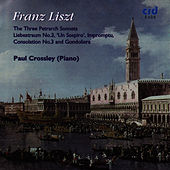 Liszt: Piano Favourites by Paul Crossley