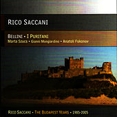 Play & Download Bellini: I Puritani by Rico Saccani | Napster