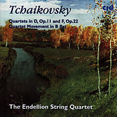 Play & Download Tchaikovsky: Quartets In D, Op.11 And F, Op.22 / Quartet Movement In Be Flat by Endellion String Quartet | Napster