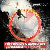 Play & Download Earthquake by Exodus and Ben Ambergen | Napster