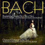 Play & Download Bach: Brandenburg Concertos, No. 2, No. 3 & No. 4 & Overture (Suite) No. 3 by Festival Strings Lucerne | Napster