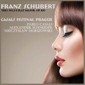 Schubert: Trio No. 2 E-Flat Major, Op. 100 by Mieczyslaw Horszowski