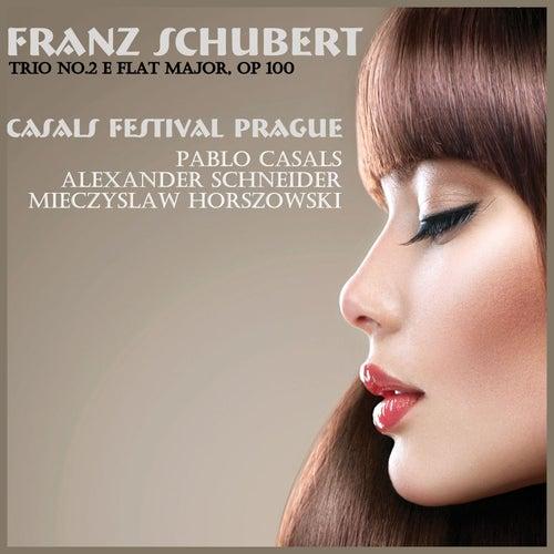 Play & Download Schubert: Trio No. 2 E-Flat Major, Op. 100 by Mieczyslaw Horszowski | Napster
