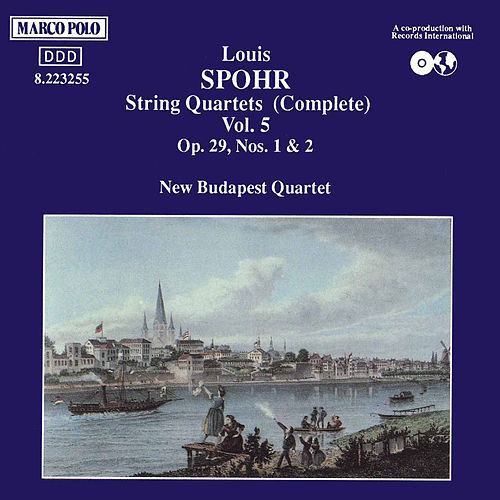 Play & Download String Quartets Vol. 5 by Louis Spohr | Napster