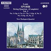 Play & Download String Quartets Vol. 3 by Louis Spohr | Napster