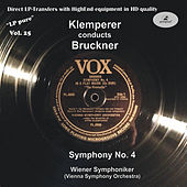 LP Pure, Vol. 25: Klemperer Conducts Bruckner by Wiener Symphoniker