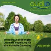 Entspannungsübungen: Optimale Begleitung für eine schnelle Genesung by Claudia Von Lienen
