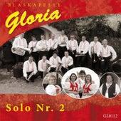 Solo Nr. 2 von Blaskapelle Gloria