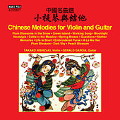 Chinese Melodies for Violin & Guitar by Takako Nishizaki