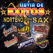 Lluvia De Exitos Norteno Con Sax by Various Artists