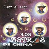 Llego El Amor by Los Astros de China