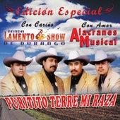 Play & Download Puritito Terre Mi Raza by Banda Lamento Show De Durango | Napster