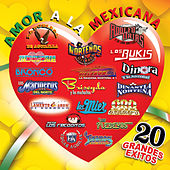 Amor A La Mexicana by Various Artists