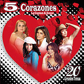 5 Corazones Le Cantan Al Amor by Various Artists