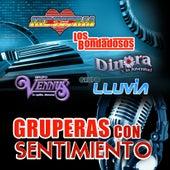 Gruperas Con Sentimiento by Various Artists