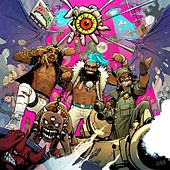 Play & Download 3001: A Laced Odyssey by Flatbush Zombies | Napster