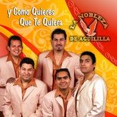 Play & Download Y Como Quieres Que Te Quiera by La Nobleza De Aguililla | Napster