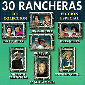 30 Rancheras De Coleccion by Various Artists