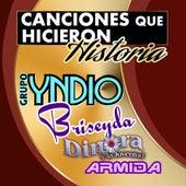 Canciones Que Hicieron Historia by Various Artists
